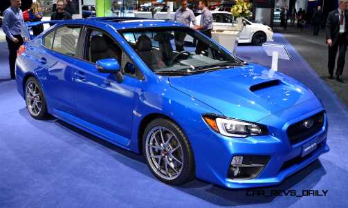 NAIAS 2015 Showfloor Gallery - Day Two in 175 Photos 71