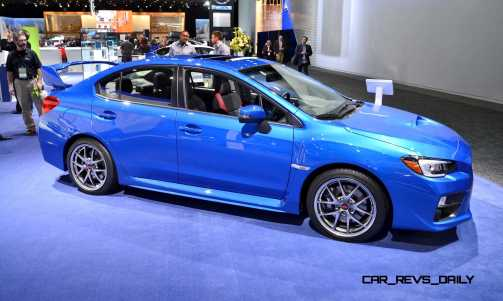 NAIAS 2015 Showfloor Gallery - Day Two in 175 Photos 72