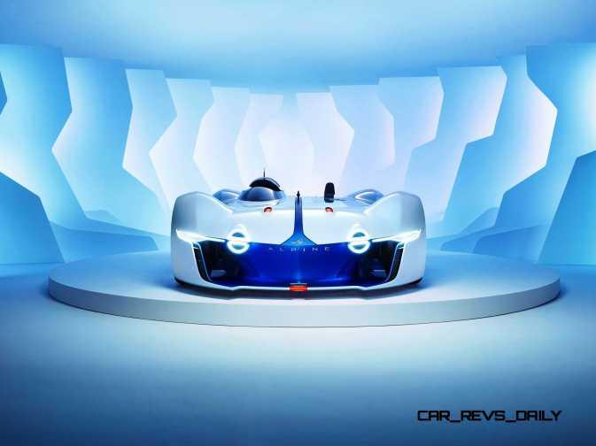 Renault ALPINE Vision Gran Turismo 15