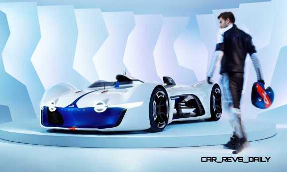 Renault ALPINE Vision Gran Turismo 19