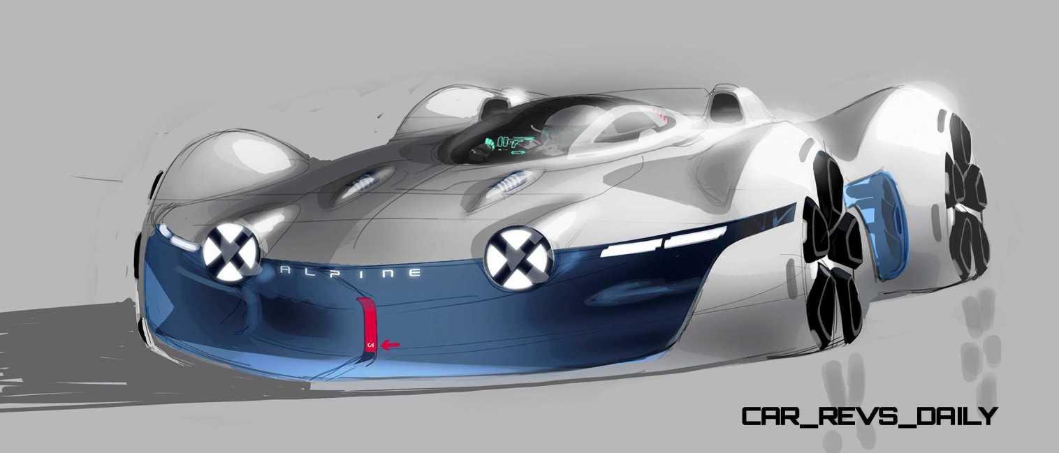 Renault ALPINE Vision Gran Turismo 3