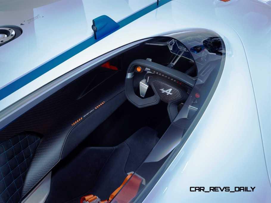 Renault ALPINE Vision Gran Turismo 30