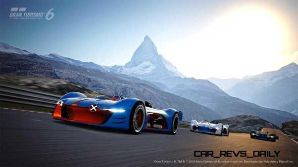 Renault ALPINE Vision Gran Turismo 32