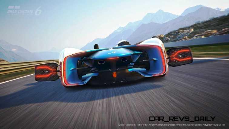 Renault ALPINE Vision Gran Turismo 36