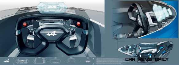 Renault ALPINE Vision Gran Turismo 5