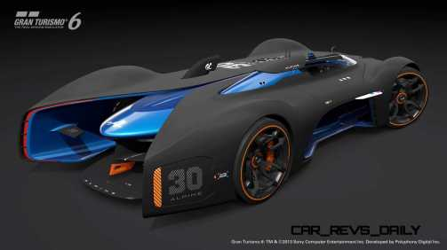 Renault ALPINE Vision Gran Turismo 53