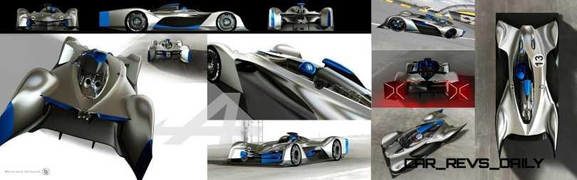 Renault ALPINE Vision Gran Turismo 67