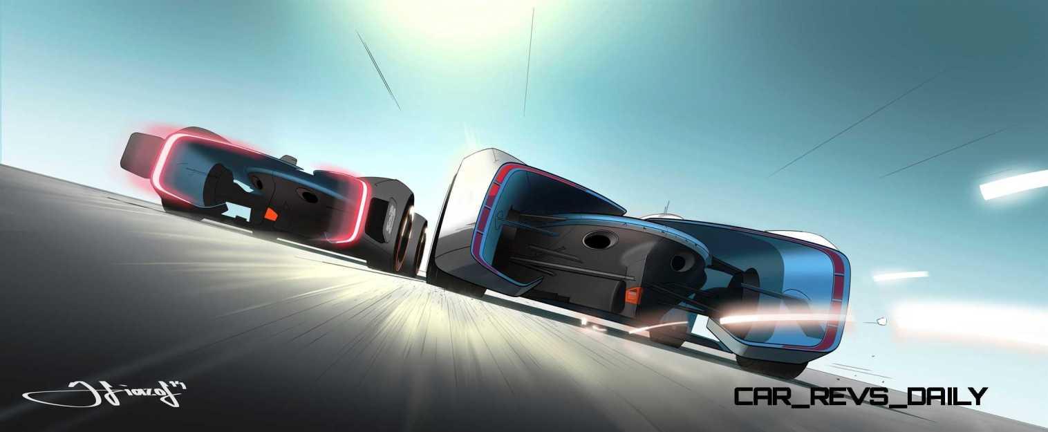 Renault ALPINE Vision Gran Turismo 8