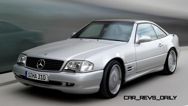 Top 10 Great Hits - Mercedes-AMG 26