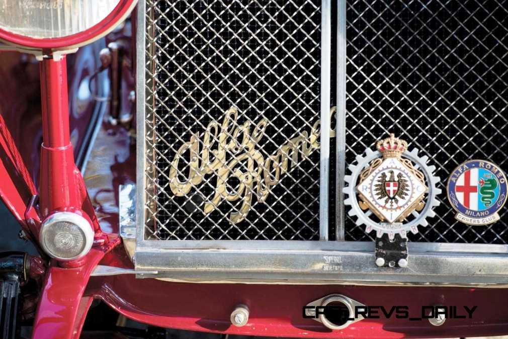 1931 Alfa Romeo 6C 1750 Gran Sport Spider by Zagato 38