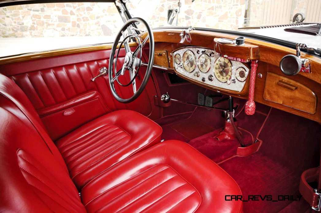 1935 Mercedes-Benz 500-540K Cabriolet A by Sindelfingen 10