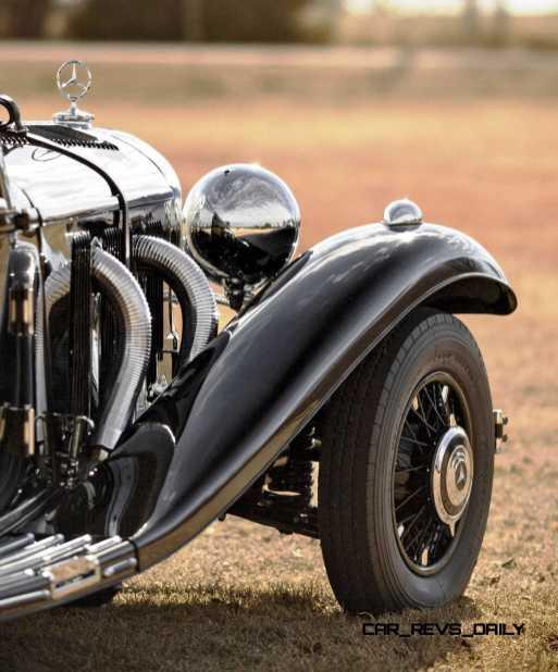 1935 Mercedes-Benz 500-540K Cabriolet A by Sindelfingen 6