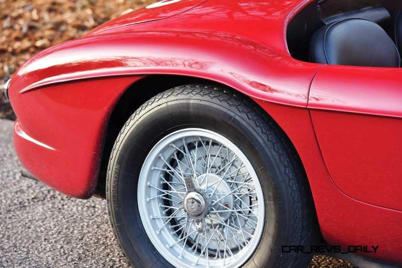 1952 Ferrari 212 Export Barchetta by Touring Superleggera 10