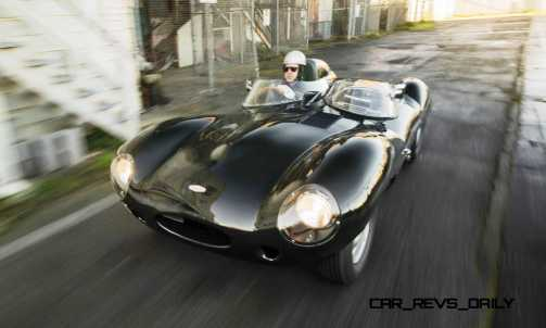 1955 Jaguar D-Type Twin-Cowl 11