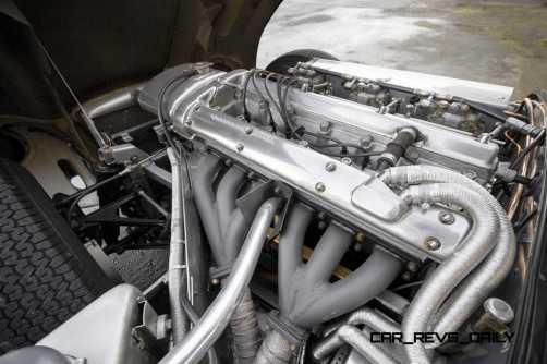 1955 Jaguar D-Type Twin-Cowl 22