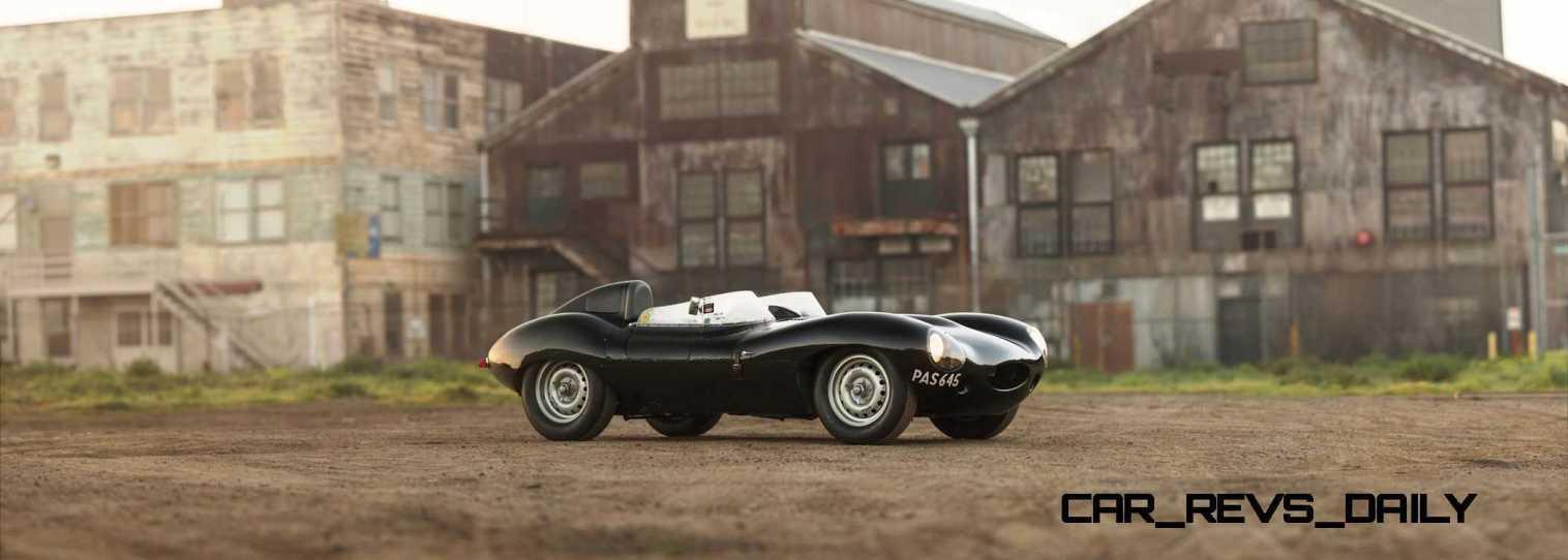 1955 Jaguar D-Type Twin-Cowl 23