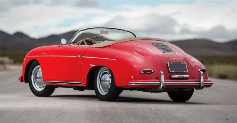 1958 Porsche 356A 1600 Speedster by Reutter 2