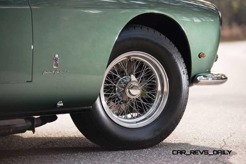 1960 Ferrari 400 Superamerica SWB Cabriolet 14