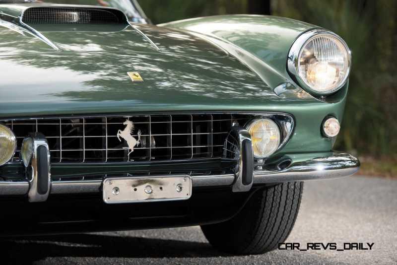 1960 Ferrari 400 Superamerica SWB Cabriolet 16