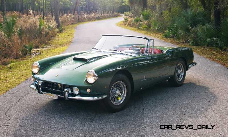 1960 Ferrari 400 Superamerica SWB Cabriolet 37