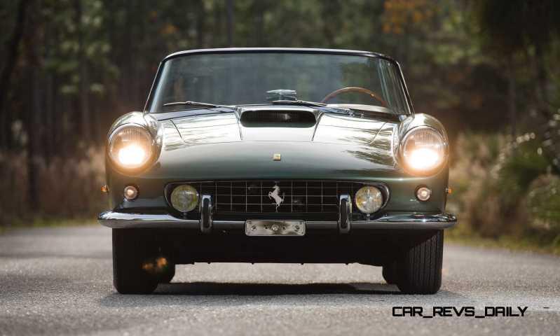 1960 Ferrari 400 Superamerica SWB Cabriolet 6