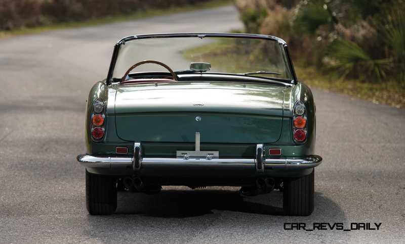 1960 Ferrari 400 Superamerica SWB Cabriolet 7