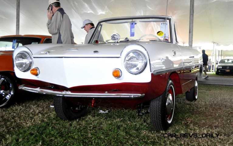 1964 Amphicar 770 8