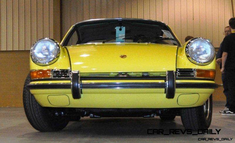 1971 Porsche 911S 4