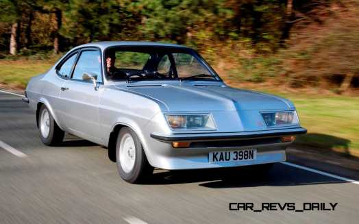 1973 Vauxhall Firenza 13