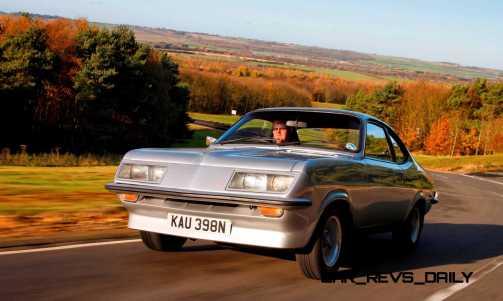 1973 Vauxhall Firenza 19