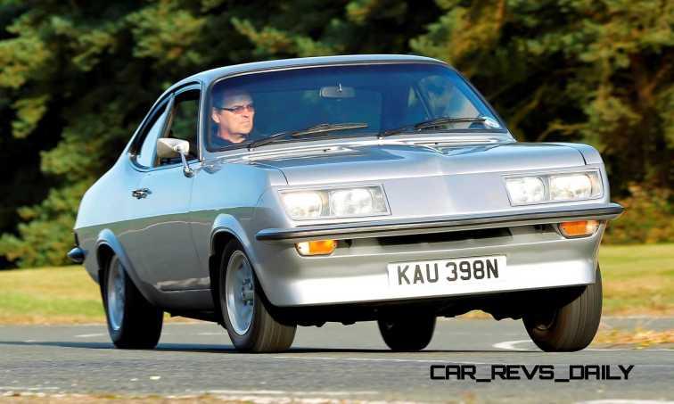 1973 Vauxhall Firenza 36