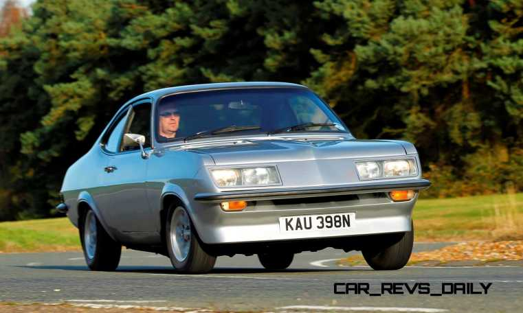 1973 Vauxhall Firenza 39