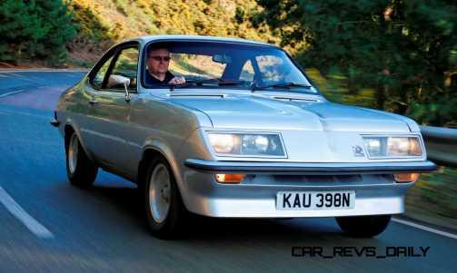 1973 Vauxhall Firenza 9