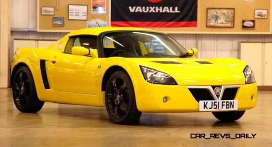 2004 Vauxhall VXR220 1