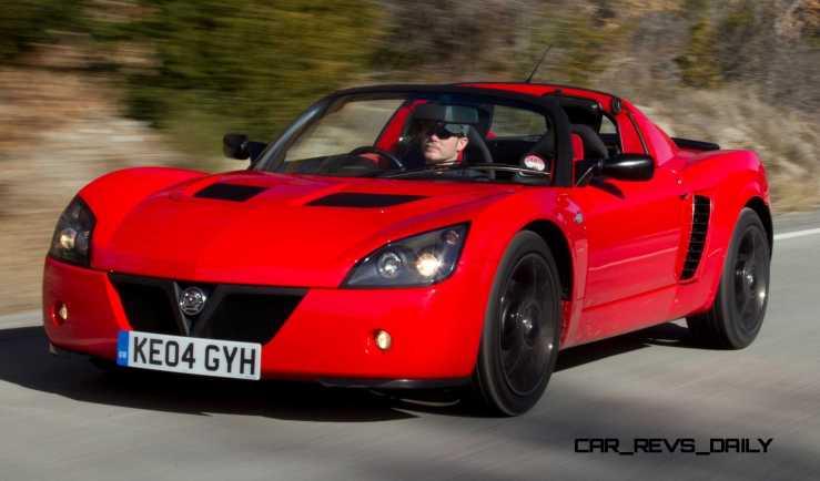 2004 Vauxhall VXR220 7