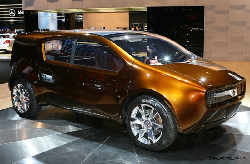 2007 Nissan BEVEL Concept 23
