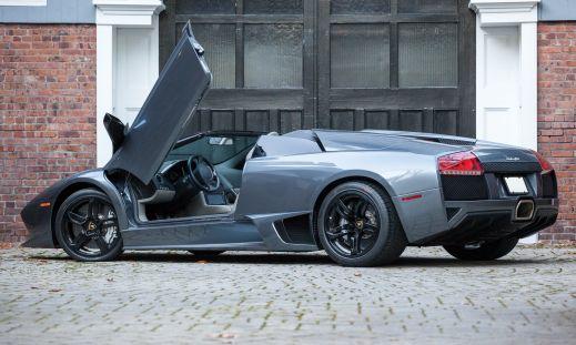 2008 Lamborghini Murcielago Roadster 2