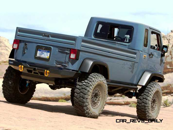 2012 Jeep Mighty FC 12