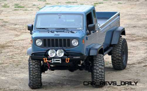 2012 Jeep Mighty FC 19