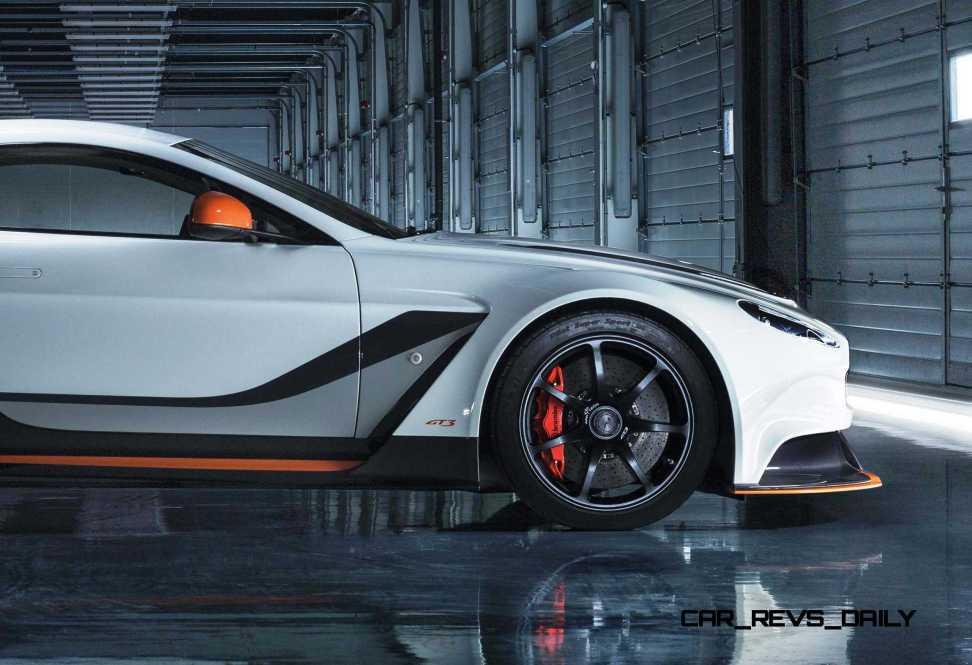 2015 Aston Martin VANTAGE GT3 3