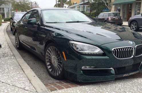 2015 BMW Alpina B6 3