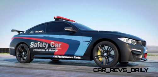 2015 BMW M4 MotoGP Safety Car - New Hydro-Cooled Boost Vaporization 19
