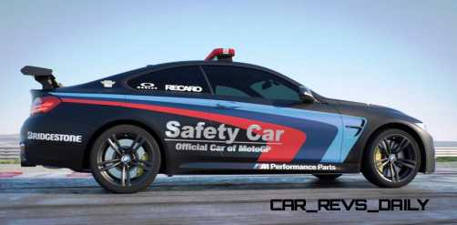 2015 BMW M4 MotoGP Safety Car - New Hydro-Cooled Boost Vaporization 27