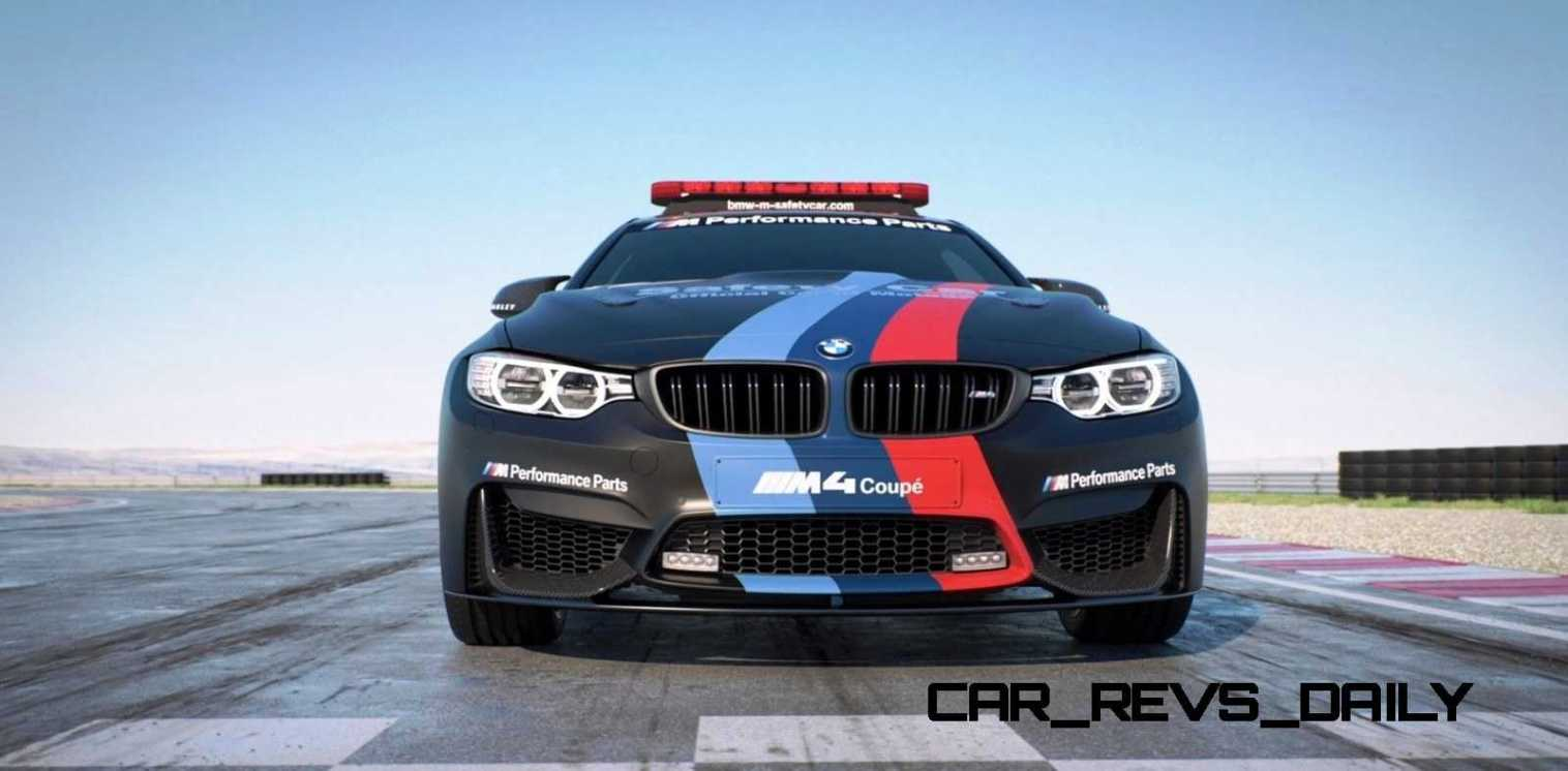 2015 BMW M4 MotoGP Safety Car - New Hydro-Cooled Boost Vaporization 4