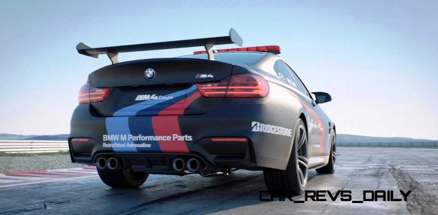 2015 BMW M4 MotoGP Safety Car - New Hydro-Cooled Boost Vaporization 42