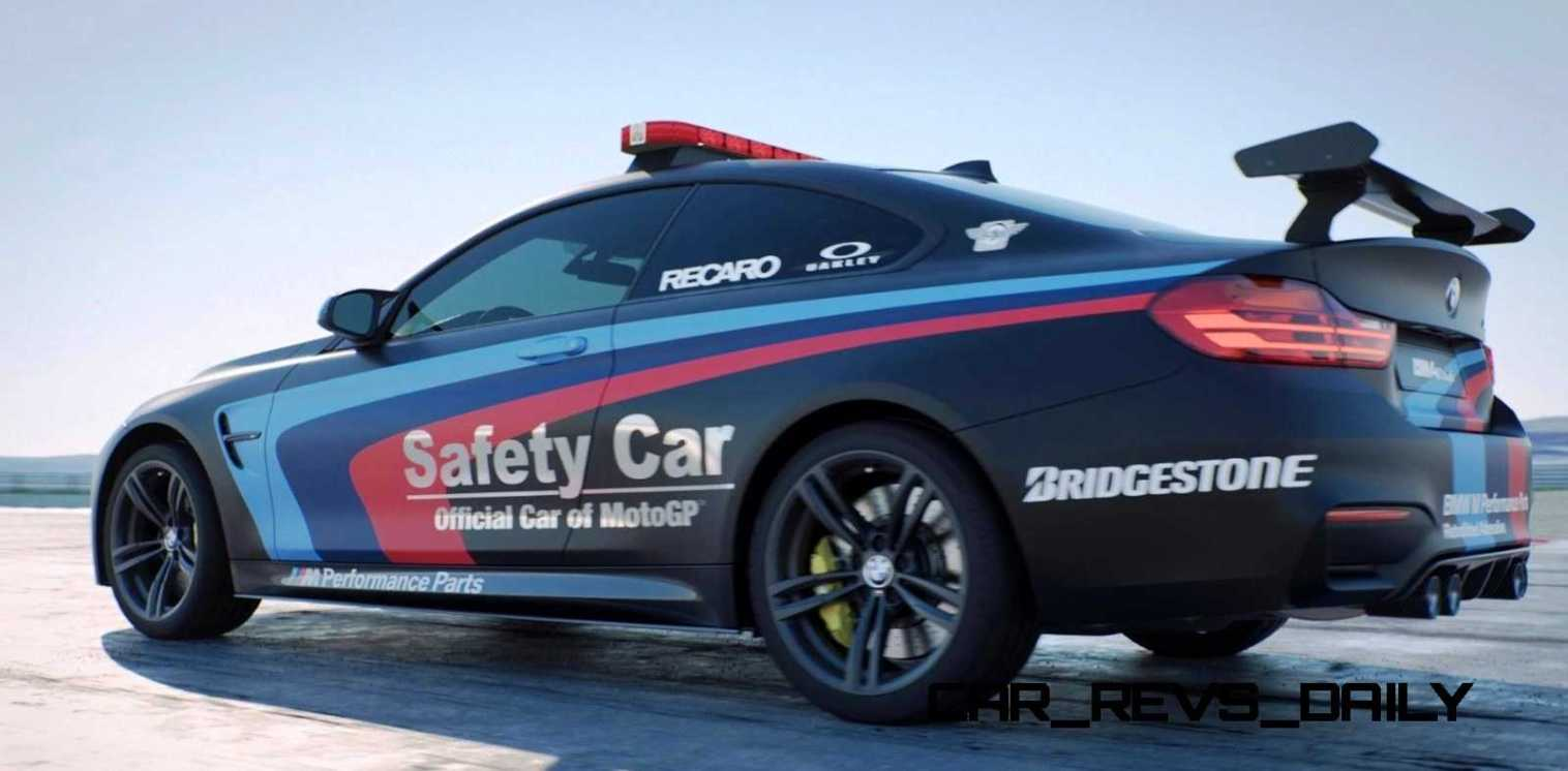 2015 BMW M4 MotoGP Safety Car - New Hydro-Cooled Boost Vaporization 60