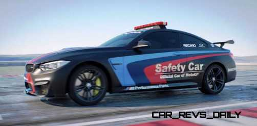 2015 BMW M4 MotoGP Safety Car - New Hydro-Cooled Boost Vaporization 67