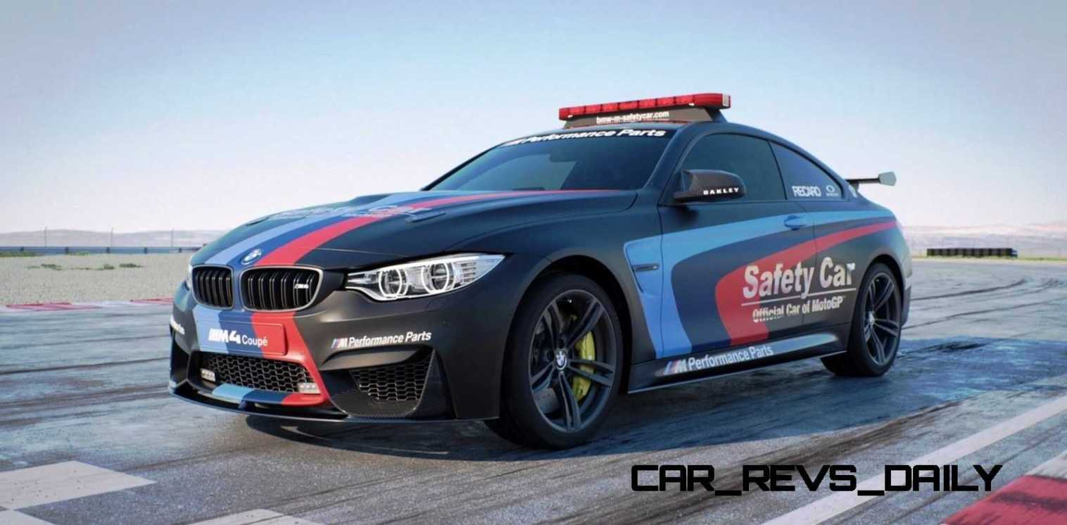 2015 BMW M4 MotoGP Safety Car - New Hydro-Cooled Boost Vaporization 70