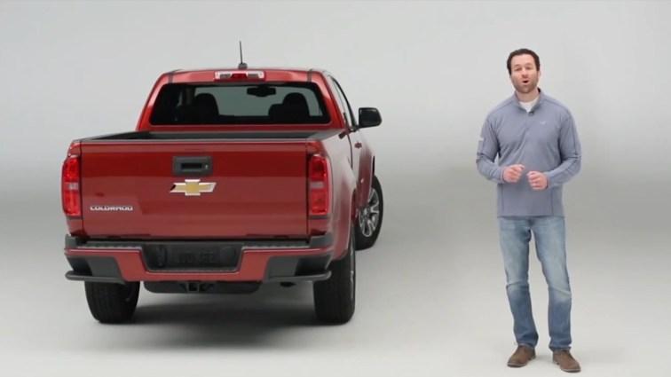 2015 Chevrolet Colorado GearOn Special Edition Kits 1