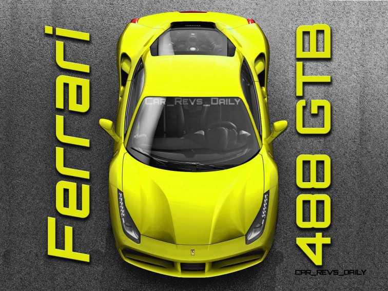 2015 Ferrari 488GTB Colors 58